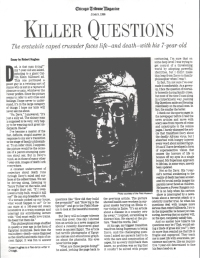 Killer-questions--CHICAGO-TRIBUNE-MAGAZINE--June-9,-1996