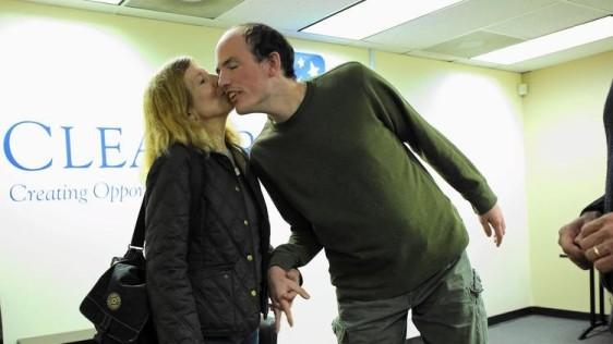 walker kiss