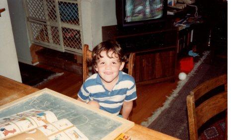 Walker - age 4